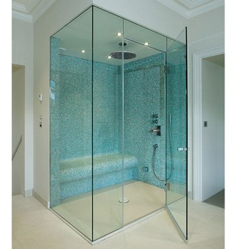 shower door cleaning services